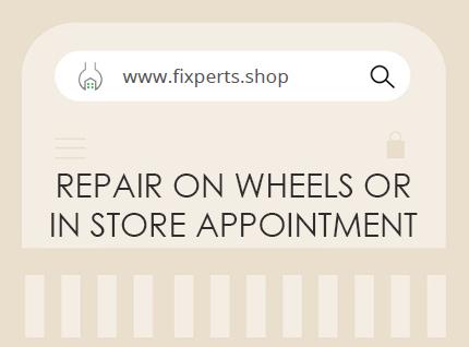 shoe repair watch repair bag repair engraving mobile & laptop repair
