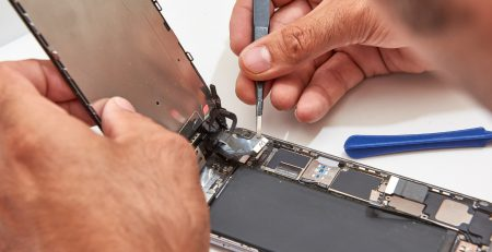 mobile phone screen repair Dubai