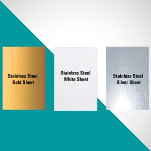 Metal Sheet - Coated Sheet